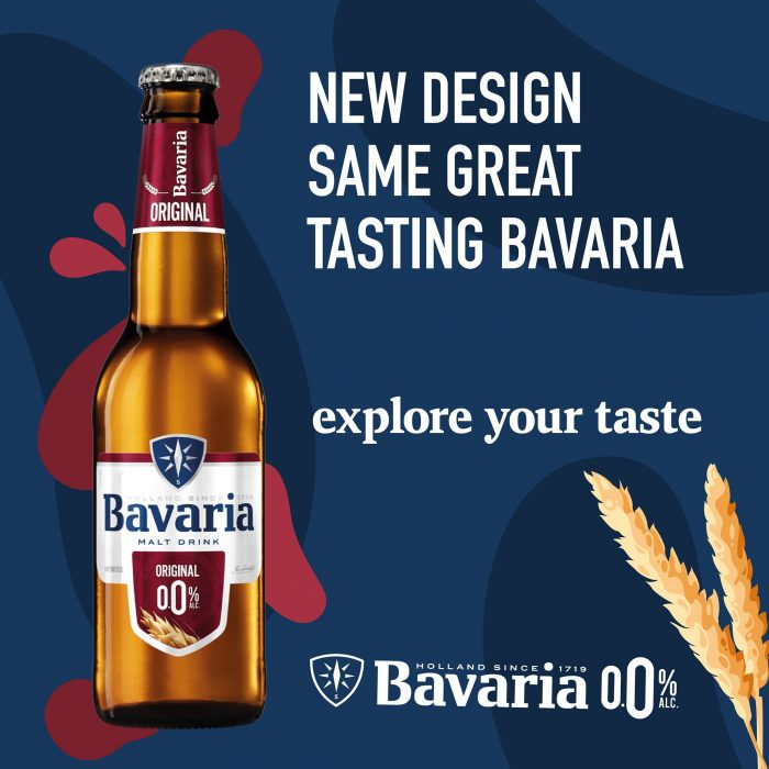bavaria new look 700x700 Bavaria Celebrates 300 Years Of Passion For Beer With A New Look