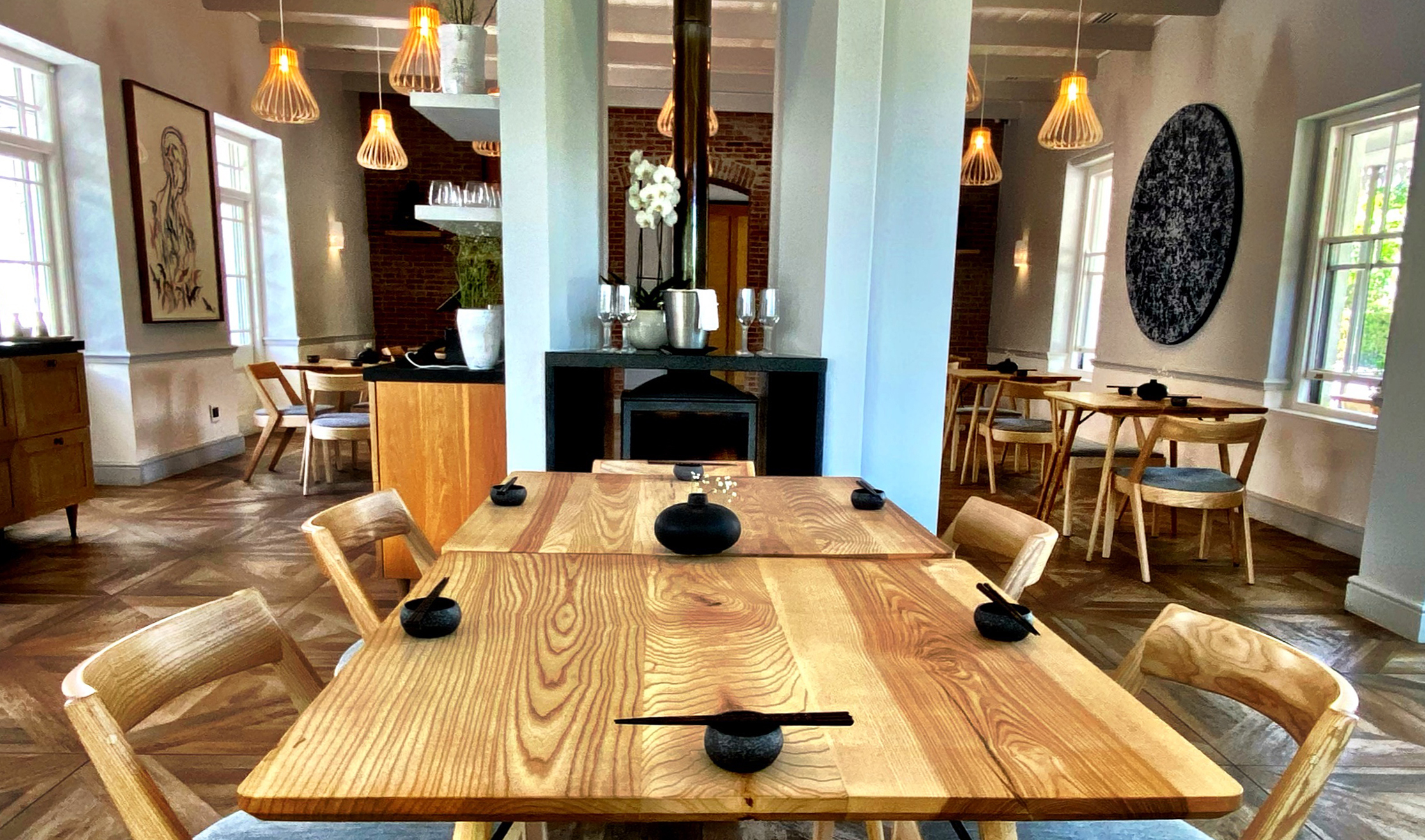 Good Oaks: Chefs Shake Things Up In The Franschhoek Food Valley photo