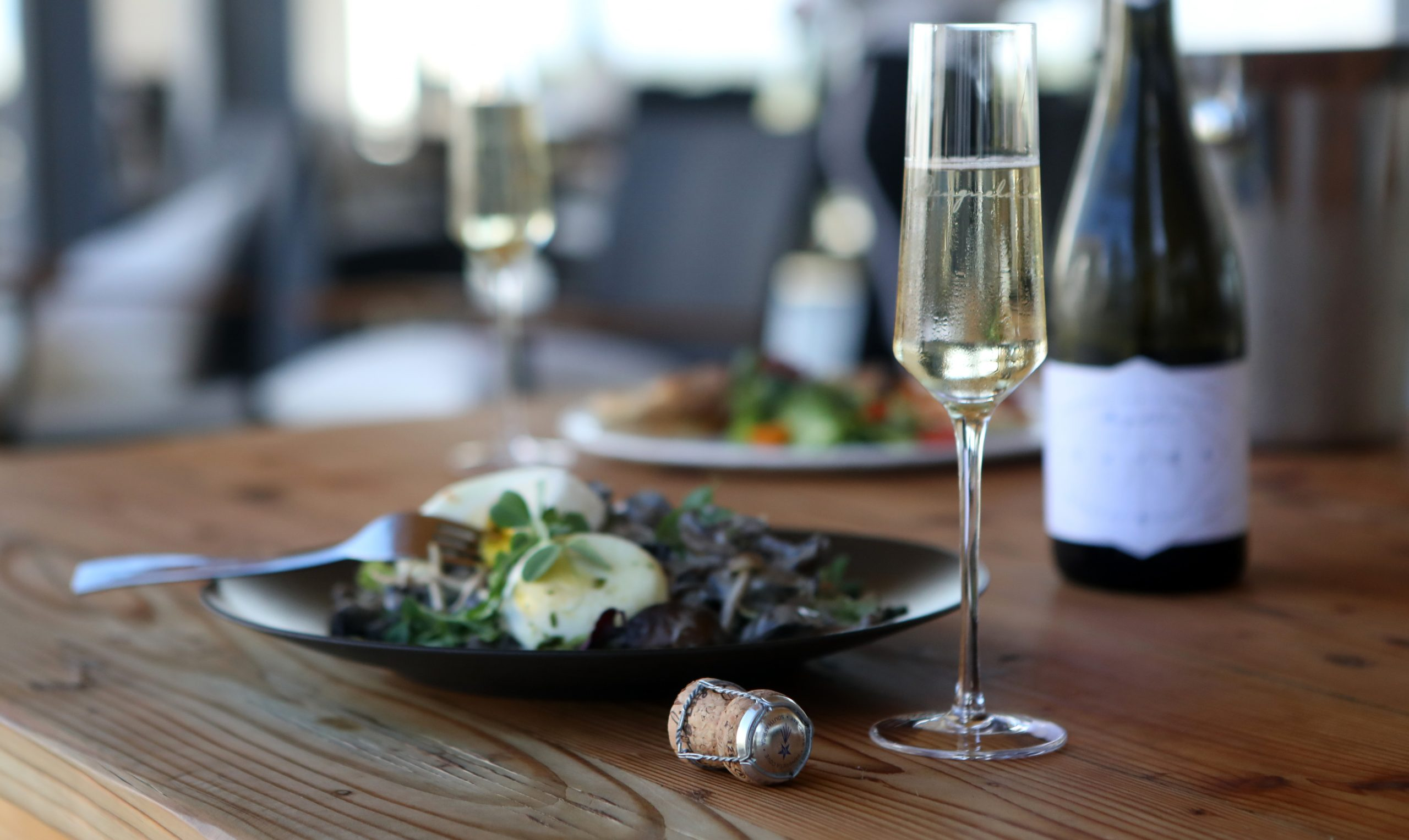Bottomless Bubbly and Brunch at Benguela Cove photo