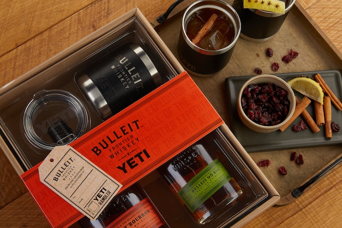 Bulleit Teams With Yeti For A Holiday Cocktail Gift Pack photo