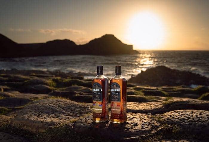 Bushmills Recently Launched 2 Rare Cask Finished Irish Single Malt Whiskeys photo