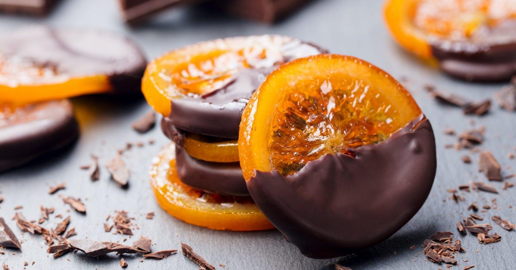 9 Indulgent Chocolate Orange Treats To Enjoy Over The Festive Season photo