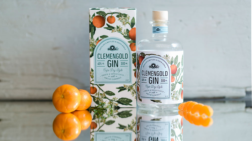 Golden Christmas Moments With Clemengold Gin™ photo