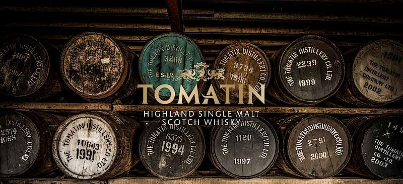Tomatin Is Auctioning A Cask And Rare Bottlings For Charity photo