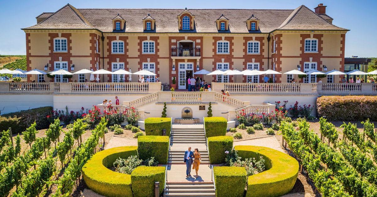 How Legendary Winery Domaine Carneros Stays Modern photo