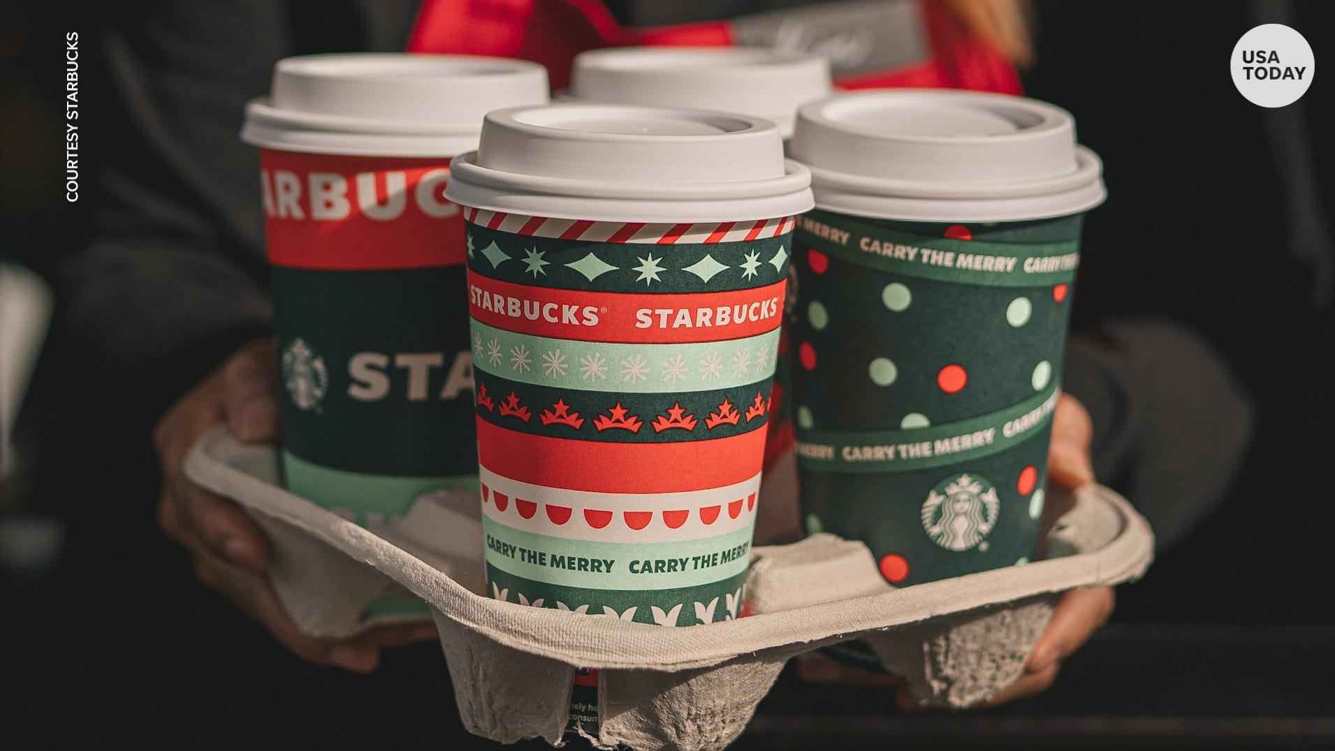 Starbucks Cyber Monday 2020: Buy A $20 Gift Card Online, Get Free $3 Egift Card. Plus, How To Get A Free Drink. photo