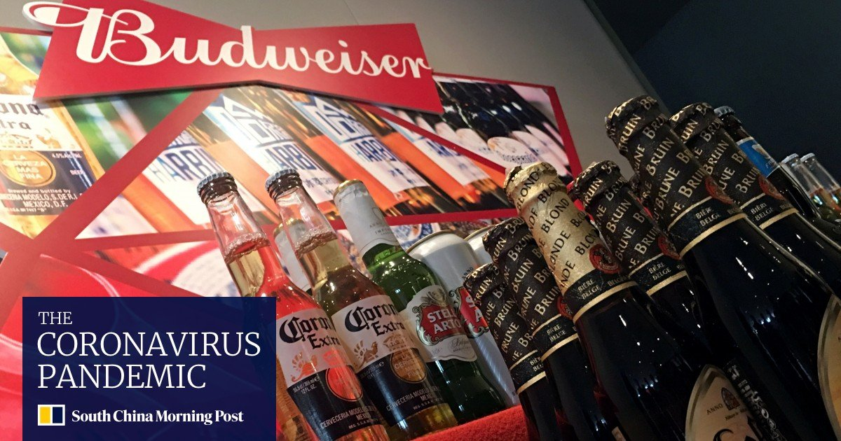 Budweiser Dominates After Lockdown Boosts China's Thirst For Online Beer photo