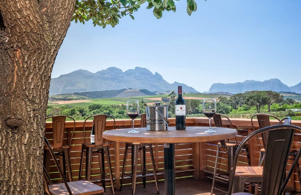 South African Wine: Beyerskloof Wine Estate Is The King Of Pinotage photo