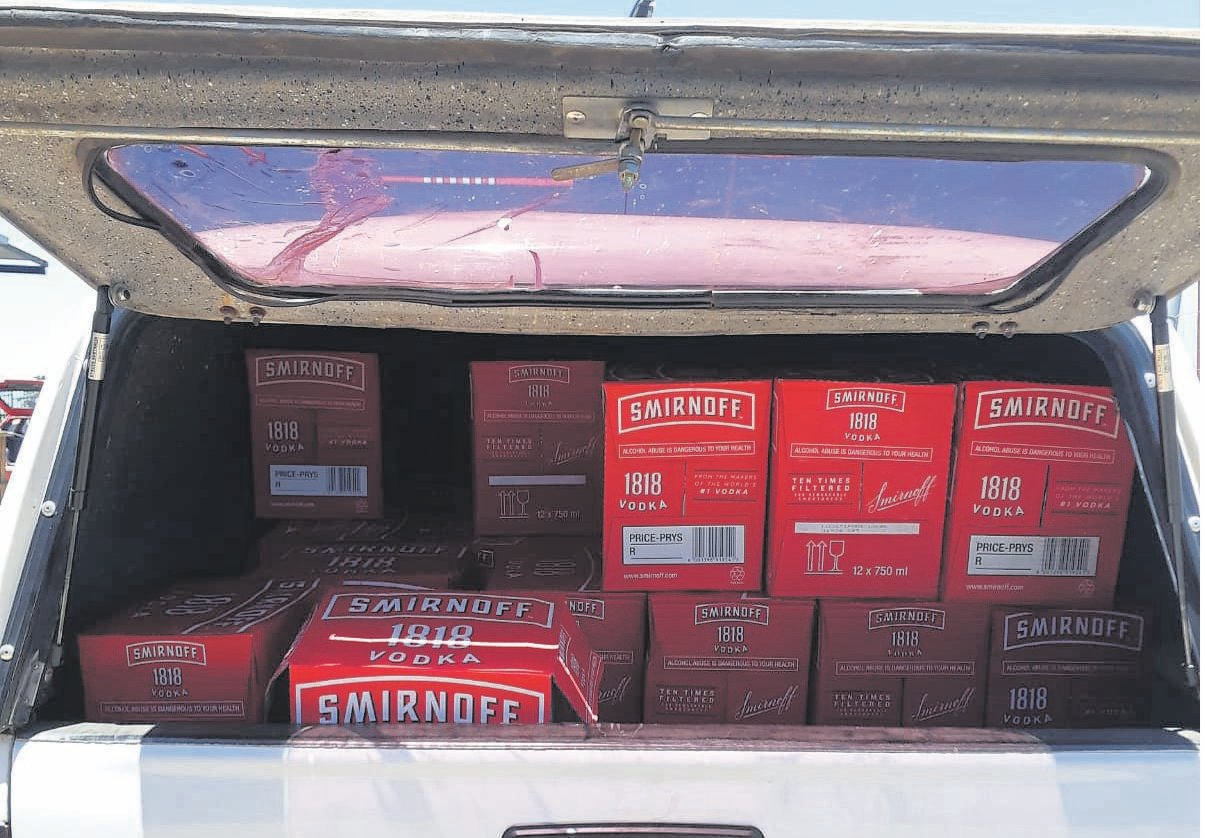Three Arrested In Pietermaritzburg For Peddling Counterfeit Vodka photo