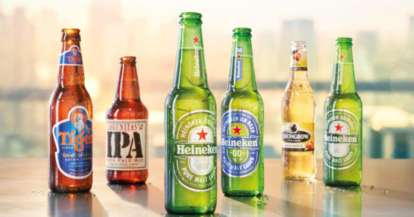 Heineken Expands Relationships With Publicis Groupe, Dentsu photo