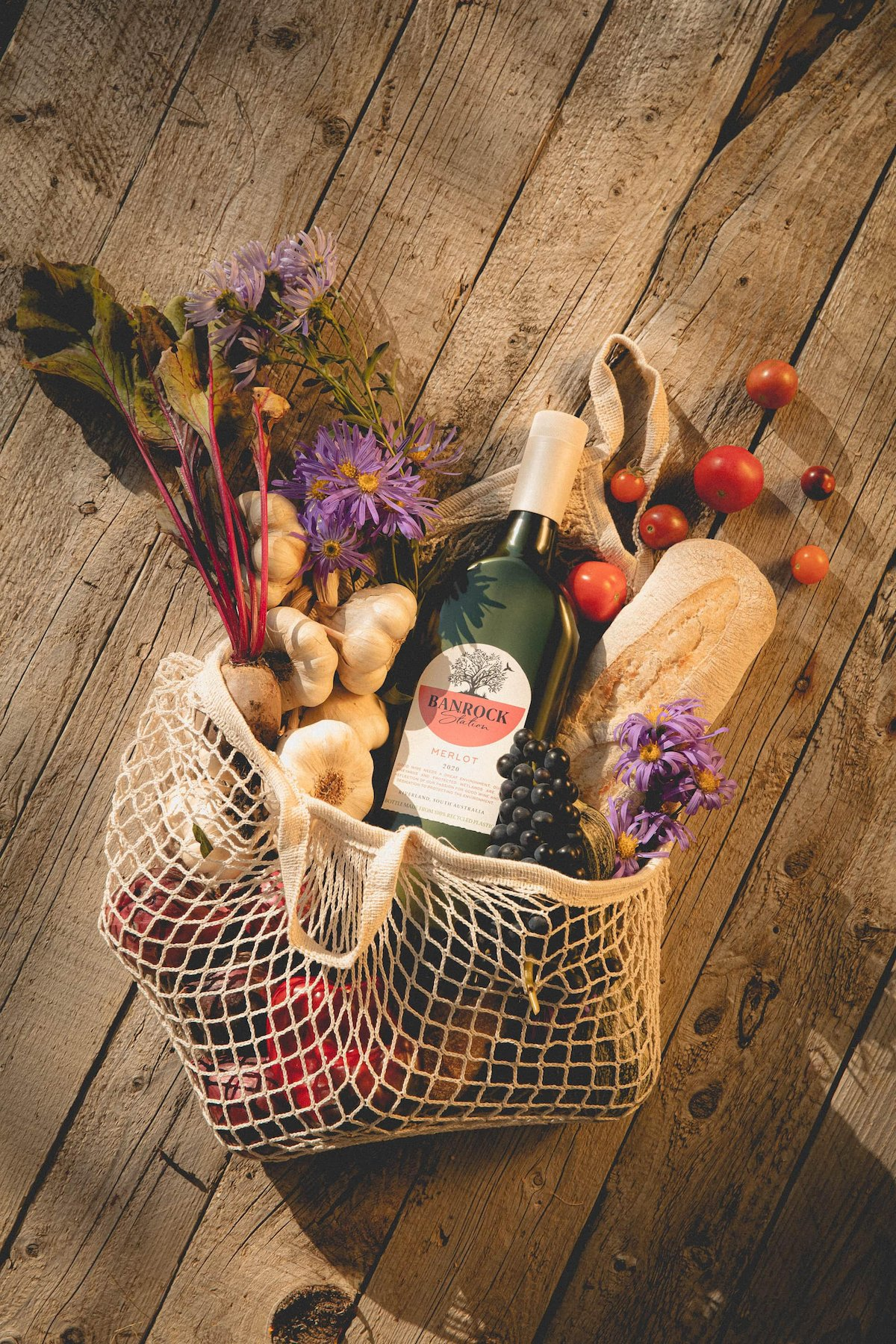 Banrock Station Launches First Flat-bottled Wine Made From 100 Per Cent Recycled Pet Plastic Into Uk Supermarkets photo