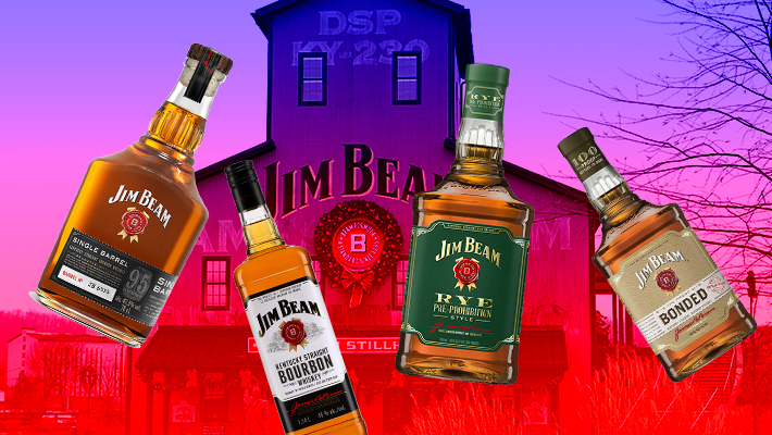 Every Bottle Of Jim Beam's Core Whiskey Line, Ranked photo