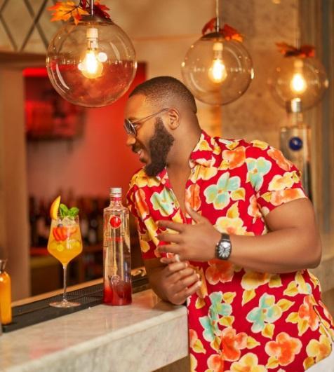 Kiddwaya Bags Endorsement Deal As The Face Of Ciroc Vodka photo