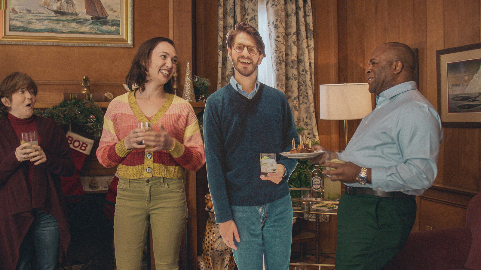 Jose Cuervo's Doppeldrinker Lets You Opt Out Of Holiday Parties photo