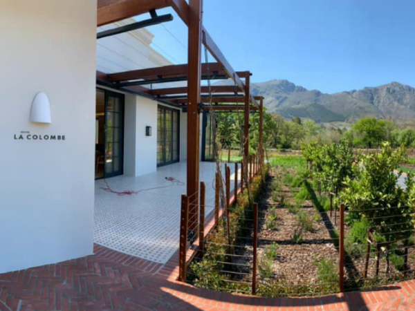Watch: Franschhoek Restaurant La Petite Colombe Reopens On The Leeu Estates photo