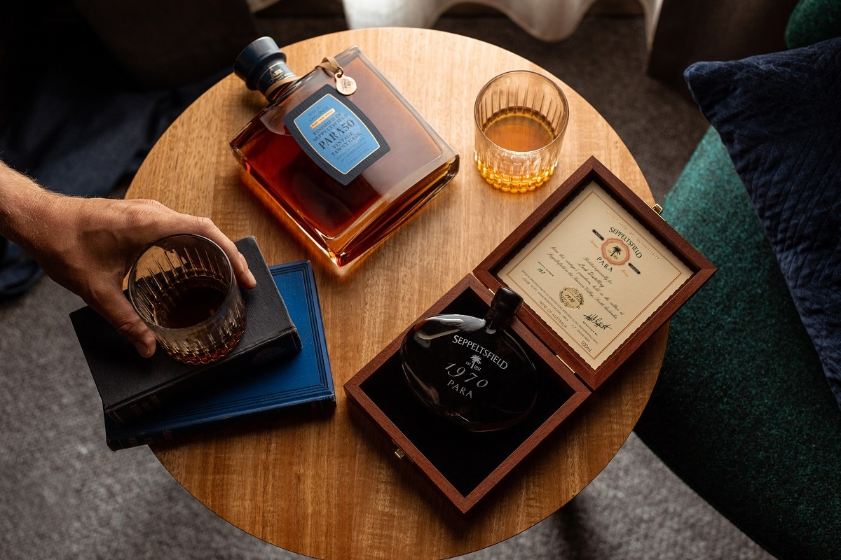 Lark Distillery's Para50 Is A $550 Single Malt Tasmanian Whisky photo