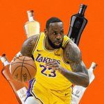 American Basketball Player Lebron James Invests In Lobos 1707 Tequila And Mezcal photo