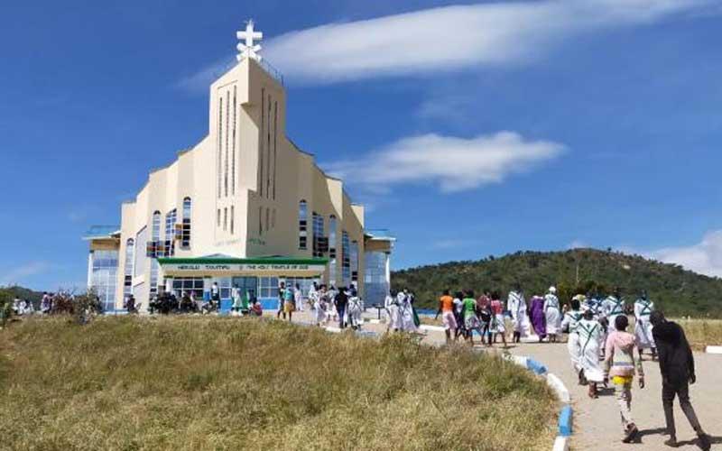 Lifting Veil On Church Started By Blacksmith Killed For Faith photo