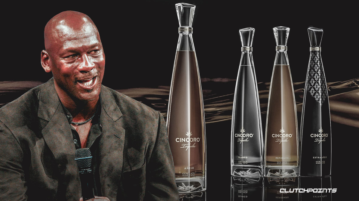 What You Need To Know About Michael Jordan's Super Expensive Cincoro Tequila photo