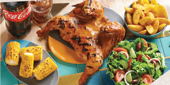 Say 'tsek To 2020 With Nando's Fed-up Festive Feast! photo