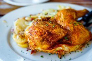 Easy One-pan Spiced Roast Chicken Recipe photo