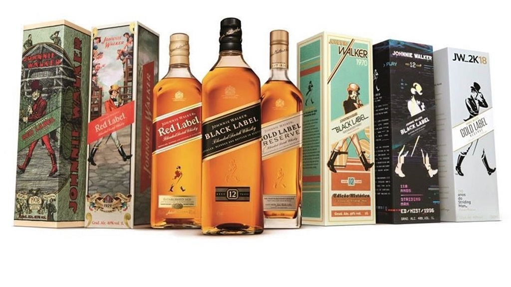 Johnnie The Journey: The Johnnie Walker Story photo