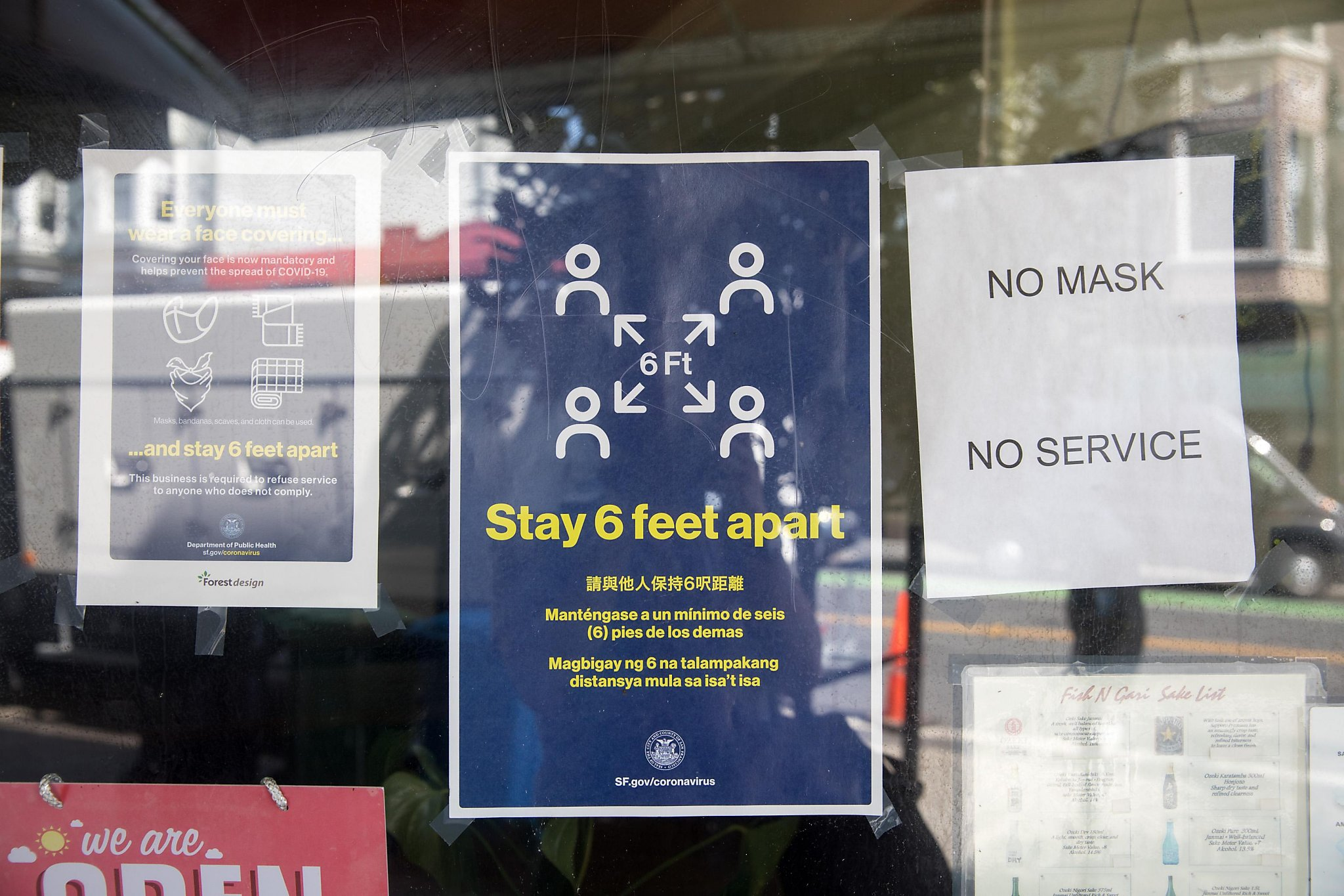 We're All Health Inspectors Now: Restaurant Complaints Fueling Inspections For Covid-19 Compliance photo