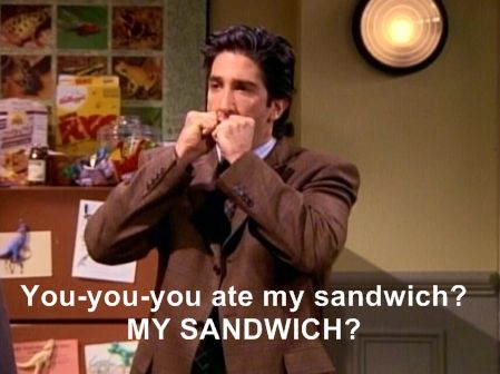 Starbucks Includes Ross From Friends Favourite Sandwich in Its UK Christmas Menu photo