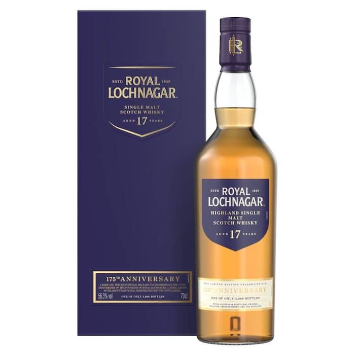 Royal Lochnagar Debuts 17 Year Old Single Malt To Celebrate 175th Anniversary photo