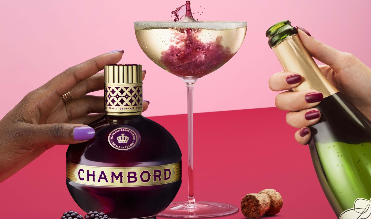 Southpaw Puts The Spark Back In Chambord Liqueur's Growth Trajectory With New Global Brand Platform photo
