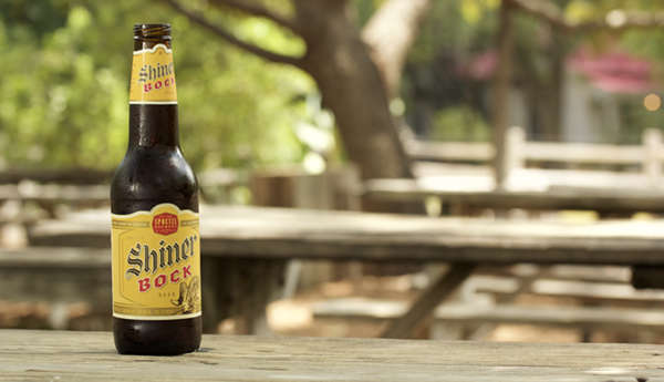 Shiner Bock Brings Gold Home To Texas After Flagship Brew Wins In Top International Beer Competition photo