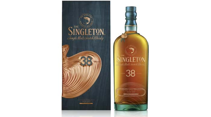The Singleton Has Released A 38-year-old Single Malt Scotch Whisky photo