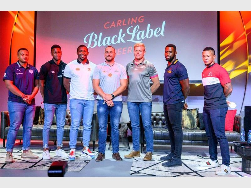 Currie Cup 'reaches For Gold' With Carling Black Label Partnership For New Season photo