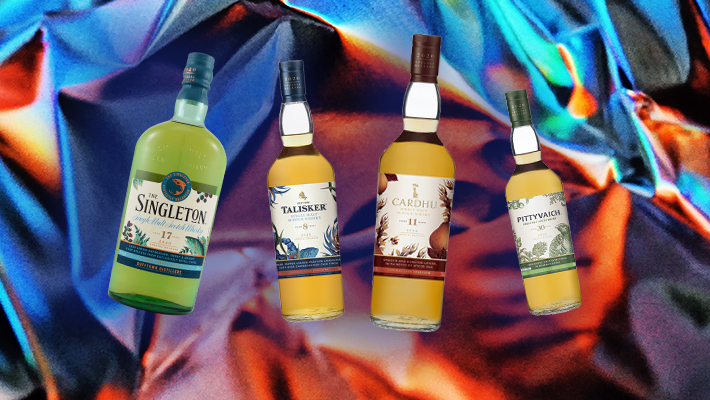A Blind Taste Test Of Diageo's Best Single Malt Scotches For 2020 photo