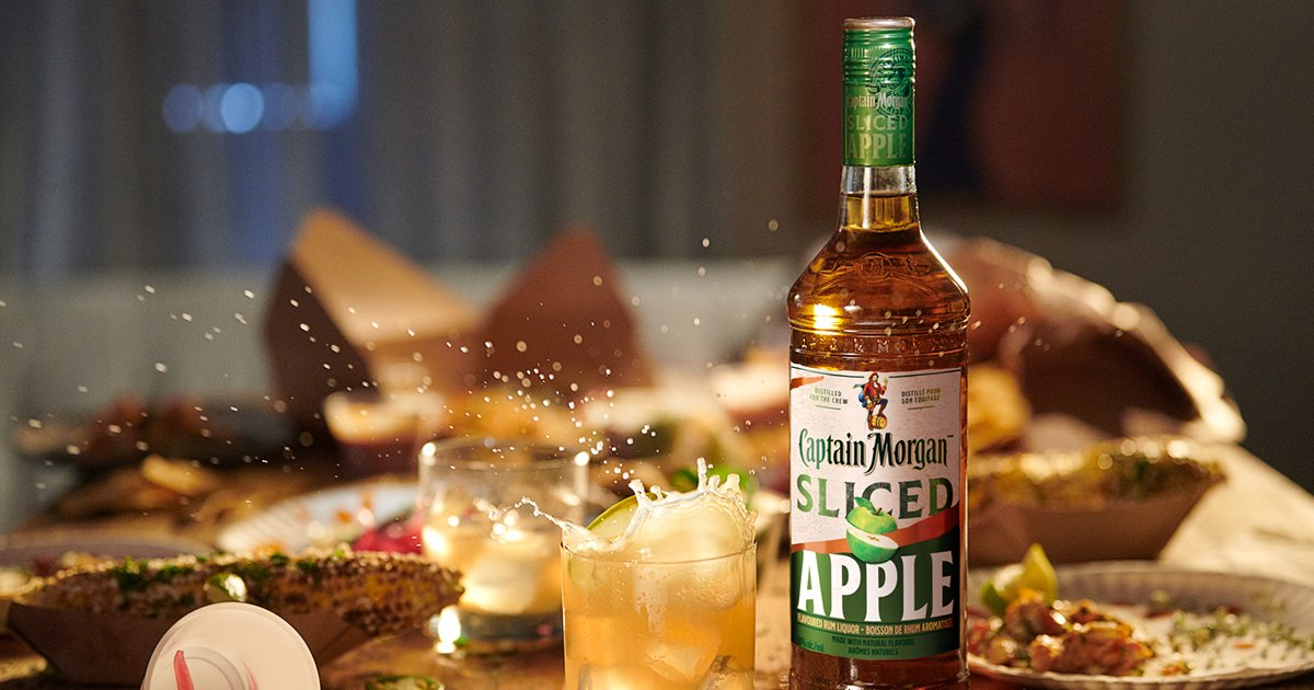 This Apple-infused Spiced Rum Is The Perfect Holiday Sip photo