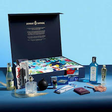 Bombay Sapphire Launches '12 Days Of Creativity' photo