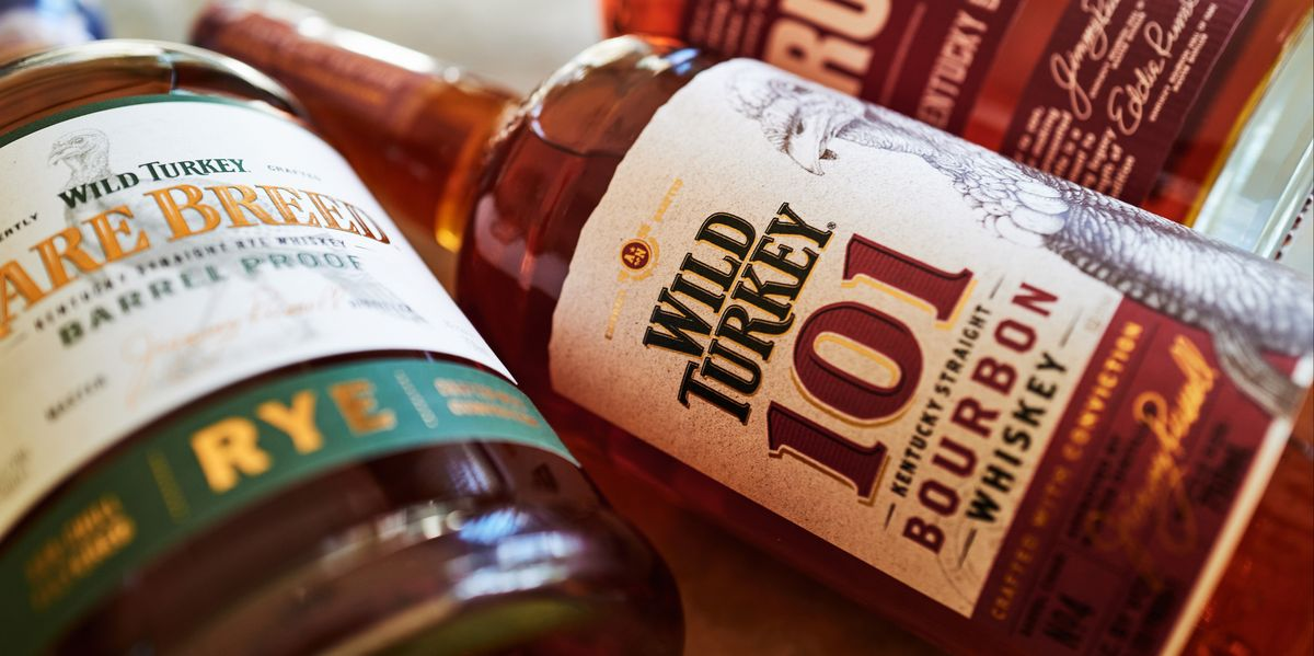The Complete Guide To Wild Turkey Whiskey: Important Bottles And History Explained photo
