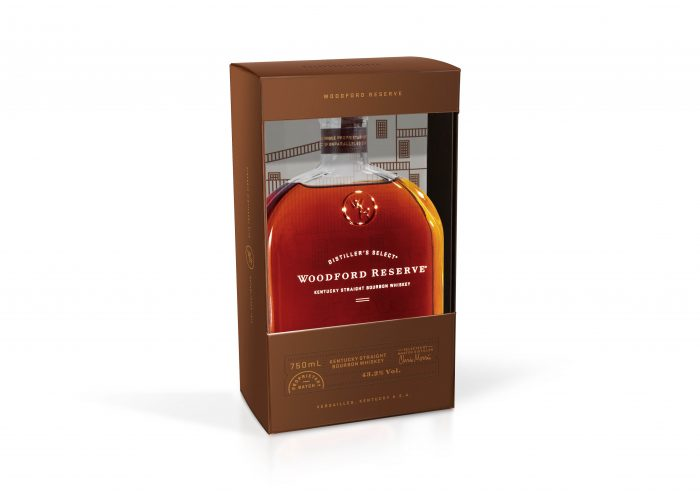 woodford gift box 700x495 The World's Finest Bourbon Is The Perfect Gift For Any Whiskey Drinker