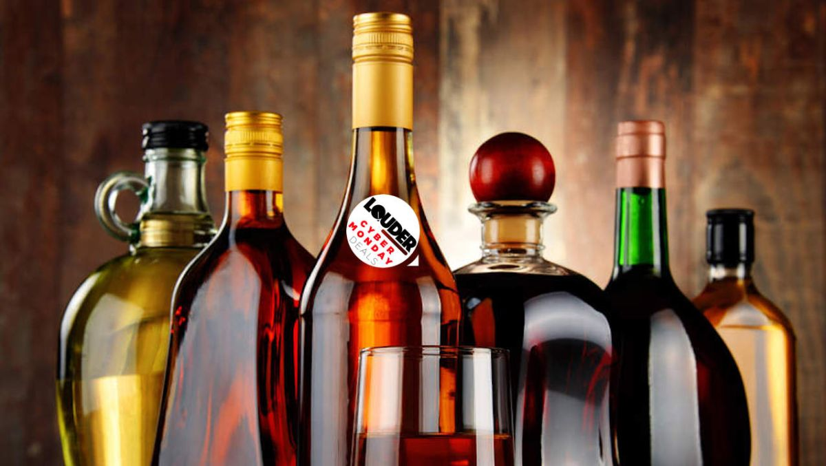 Black Friday Alcohol Deals: All The Booze Bargains On Whisky, Gin, Beer And More photo