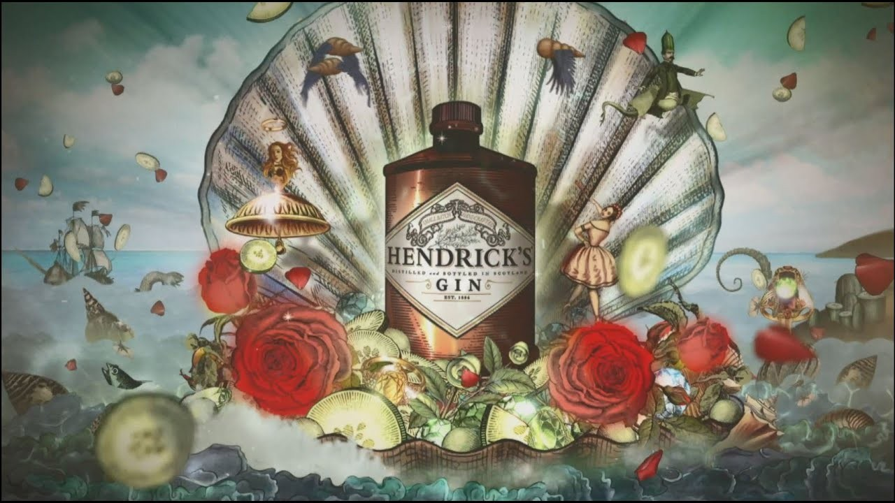 Hendrick's Gin: Hendrick's Gin Curiosity  By Quaker City Mercantile photo
