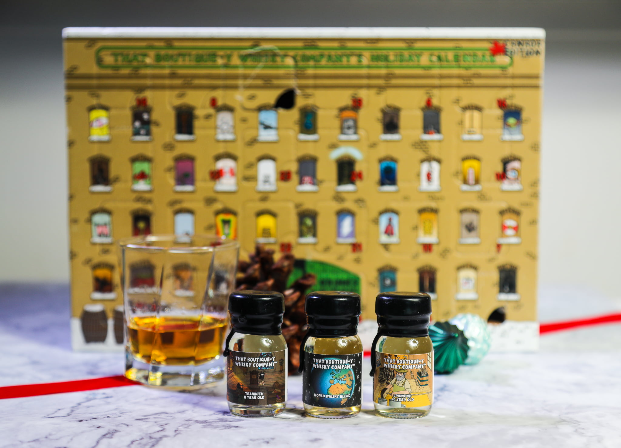 The Best Whisky Advent Calendar To Count Down December photo
