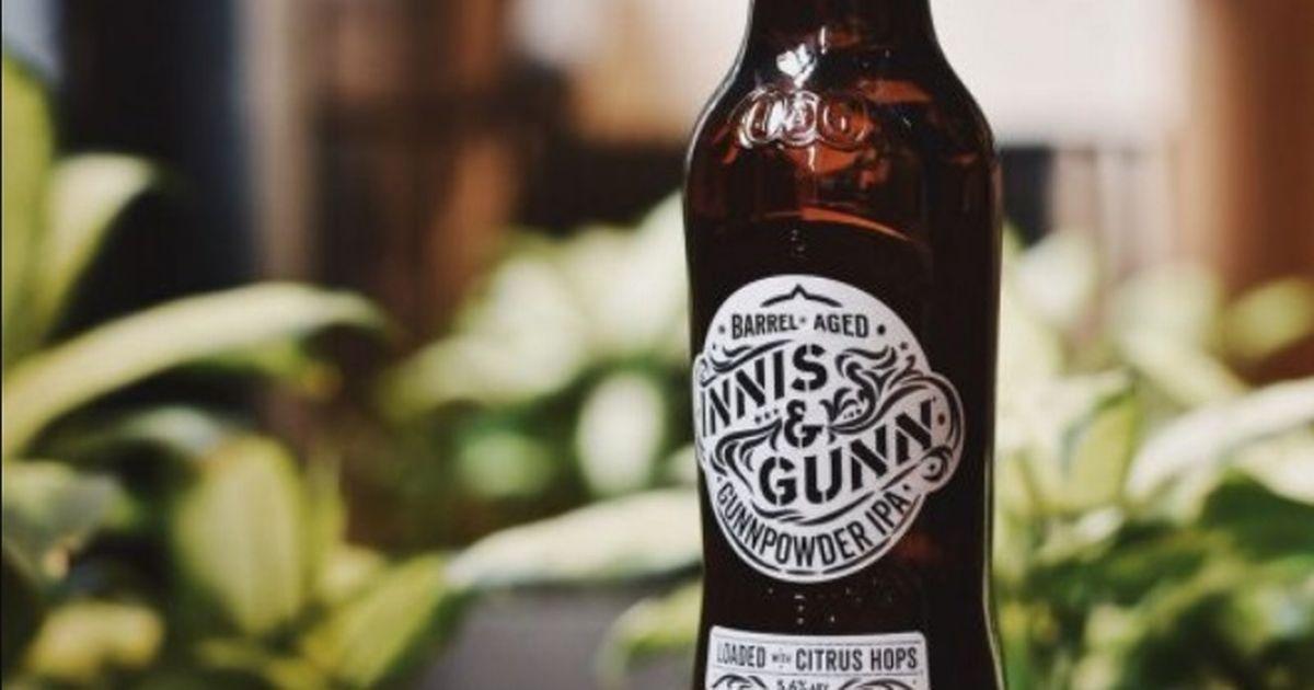 Gunnpowder Ipa Is An Innis & Gunn Taste Explosion! photo