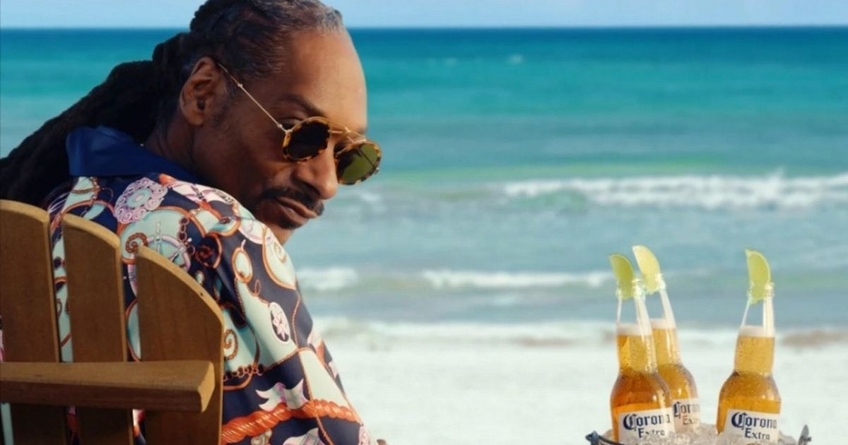 Snoop Scoops £10 Million Corona Beer Deal After Brand Suffered £132 Million Loss photo