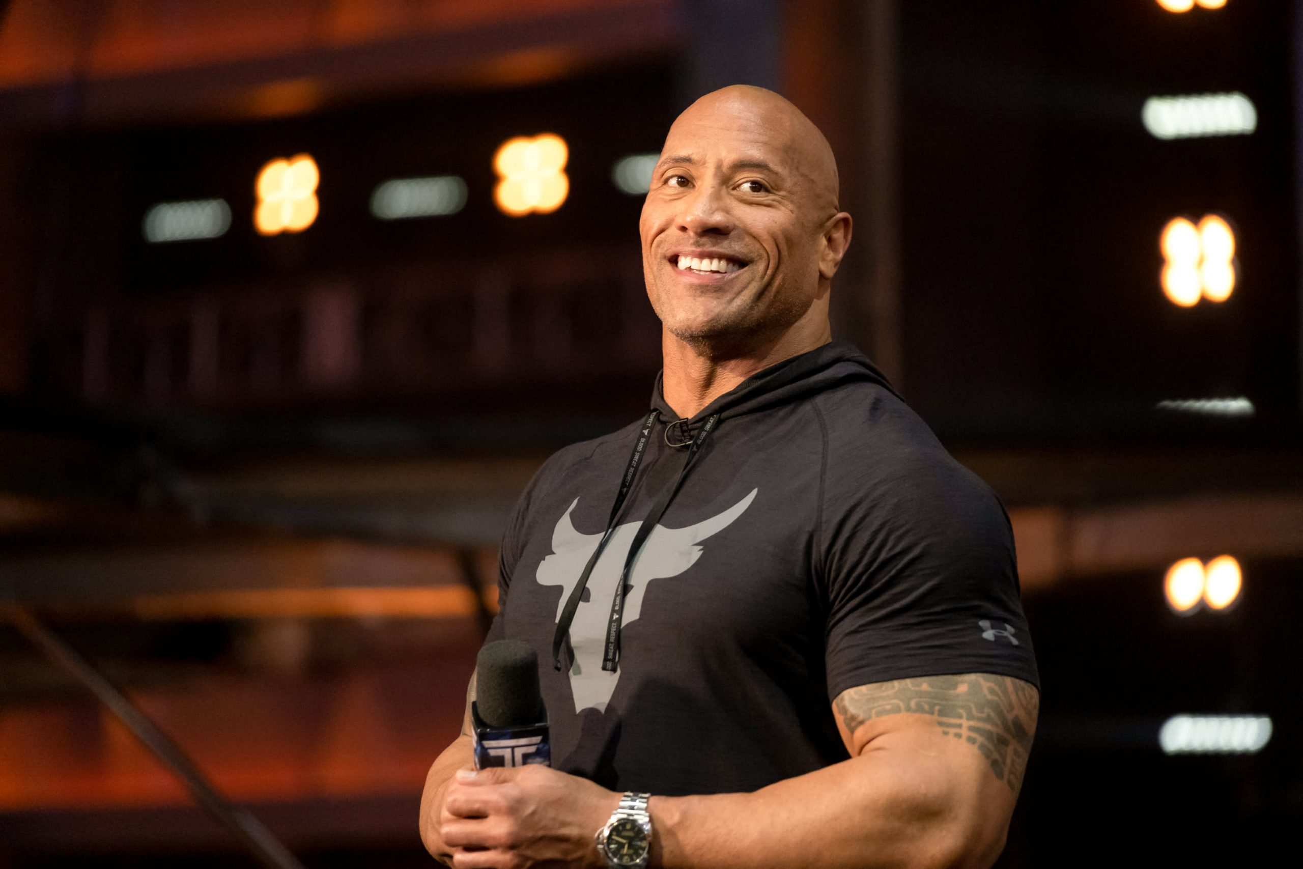 Dwayne 'the Rock' Johnson On Starting A Tequila Business: 'i Am Learning On-the-go' photo