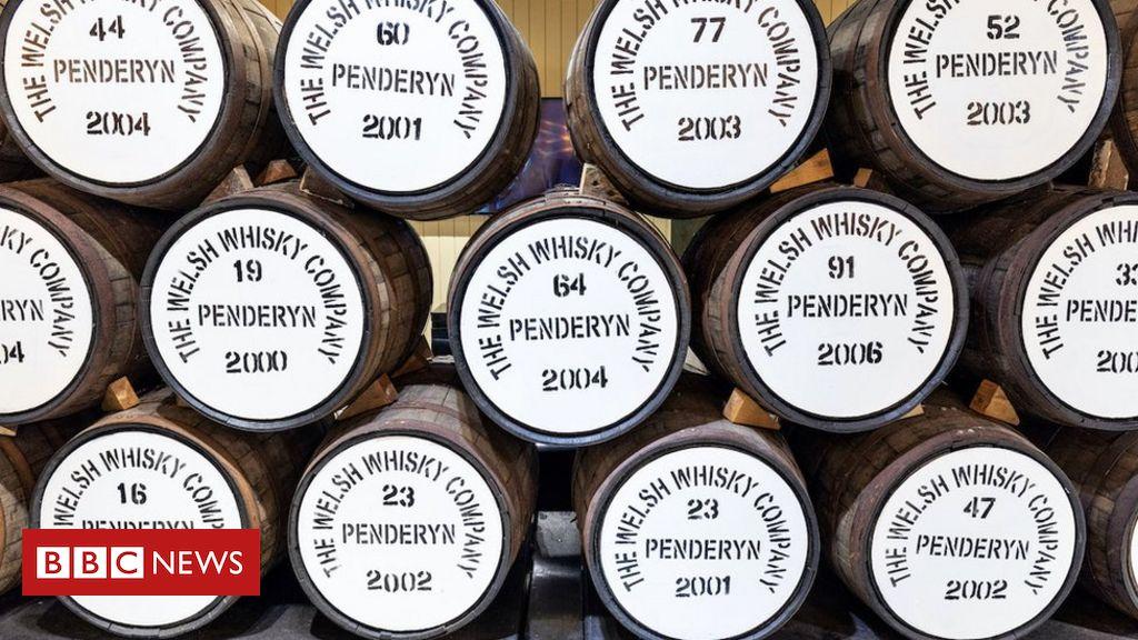 Welsh Whisky Pgi Status? Maybe Next Christmas photo