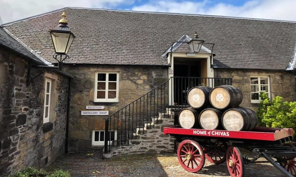24 Days Of Christmas Giveaway: Chivas Blending Experience For Two At Strathisla Distillery Plus Bottle Of Chivas Regal 12-year-old photo
