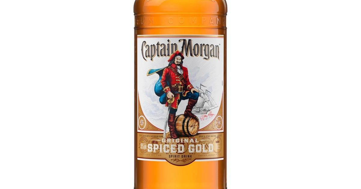 Captain Morgan Spiced Rum Is Just £15.99 At Morrisons photo