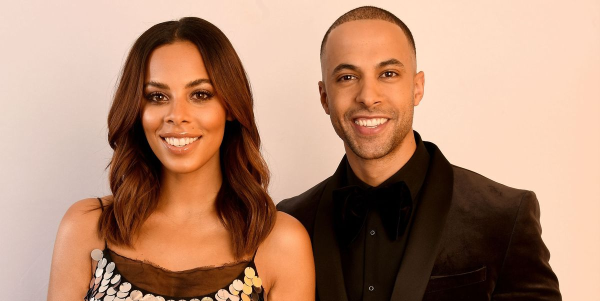 "Marvin Humes Explains Why Working With Wife Rochelle Is ""the Dream"" photo"