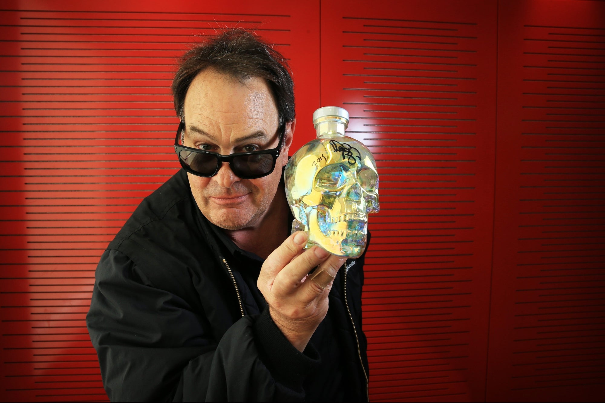 Comedy Legend Dan Aykroyd Doesn't Mess Around When It Comes To Vodka photo