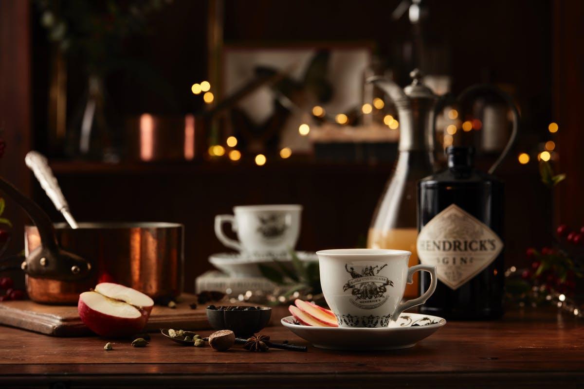 Hendrick's Gin Presents Five Fail-safe Tips To Celebrate This Holiday Season photo